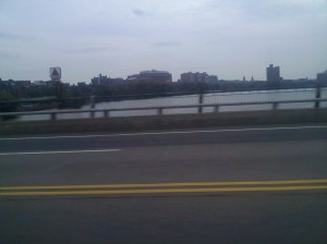 charles river view