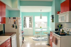 Kitchen from Apartment Therapy
